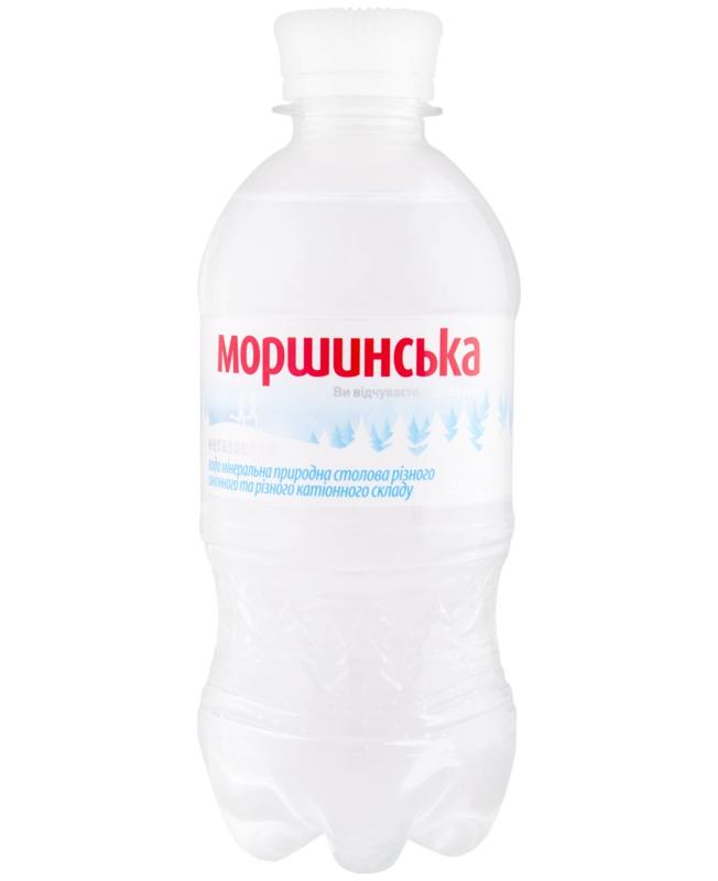 ВОДА МОРШИНСЬКА 0,33л без газа