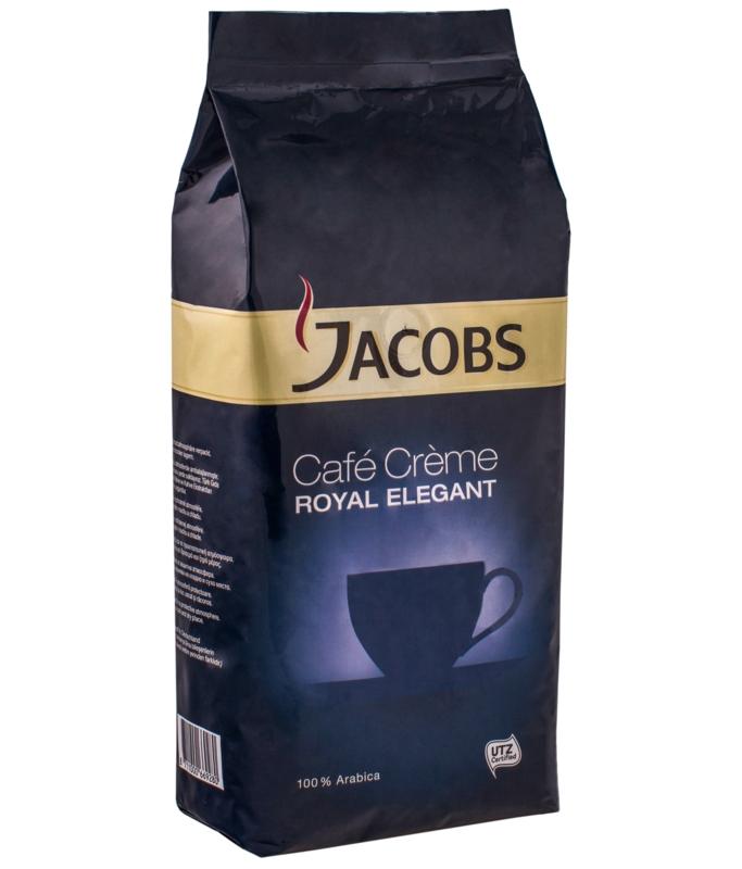 КАВА ЗЕРНОВА JACOBS ROYAL ELEGANT CAFE CREME 1кг