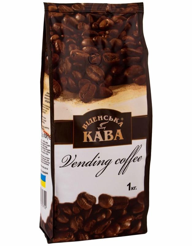 КОФЕ ВІДЕНСЬКА VENDING COFFEE 1КГ