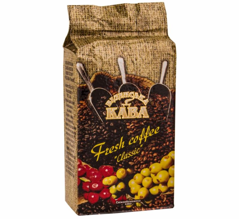 КАВА ВІДЕНСЬКА Fresh coffee 250г